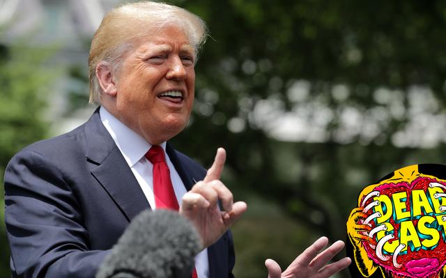 Donald Trump a vraiment besoin de lunettes
