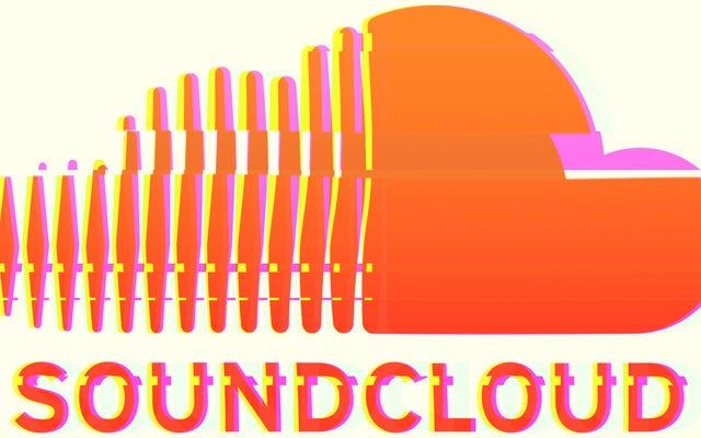 Как исправить новый формат потоковой передачи SoundCloud