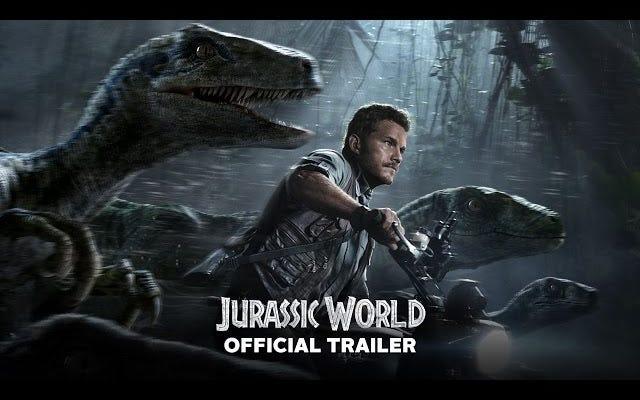 Jurassic World continue d'évoluer dans une nouvelle bande-annonce mondiale