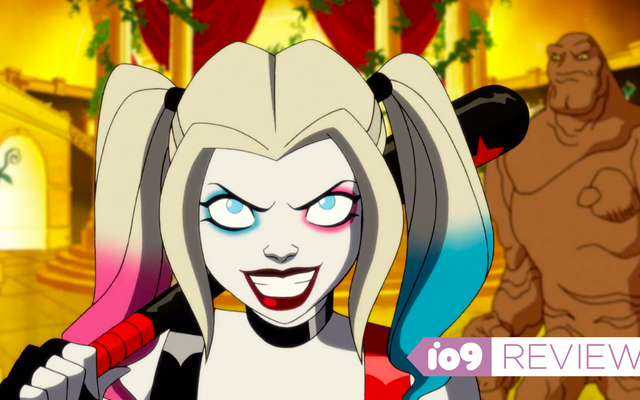 DCユニバースの口汚いハーレークインシリーズはクソ冗談ではありません