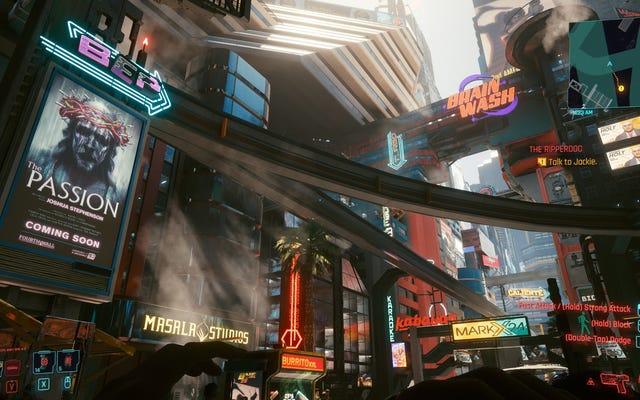 Dramat przeglądowy Cyberpunk 2077