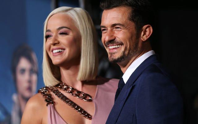 Les plans de mariage de Katy Perry et Orlando Bloom au Japon pourraient être en péril
