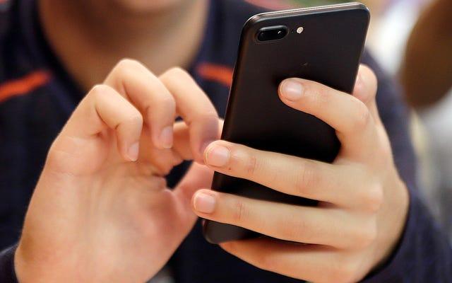 Un trafiquant de drogue est arrêté avec une photo WhatsApp: elle était si nette que ses empreintes digitales étaient visibles