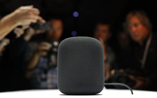 ลำโพงใหม่ของ Apple เปรียบเทียบกับ Sonos และ Echo อย่างไร