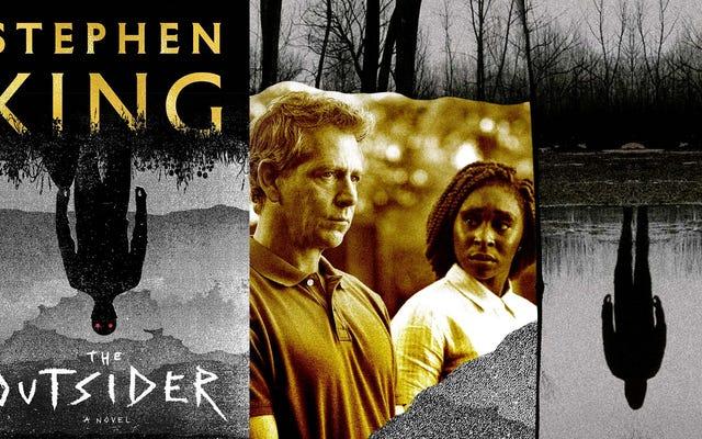 रिचर्ड प्राइस ने स्टीफन किंग्स द आउटसाइडर को ठीक वही दिया जिसकी उसे जरूरत थी: अधिक मौत
