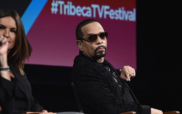 Ice-T asla simit yemedi ve bu seni rahatsız ederse umursamıyor