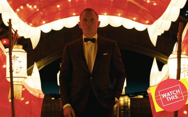 Skyfall ขยิบตาให้กับถ้วยรางวัลของ James Bond ในขณะที่พวกเขาได้รับการแปลงโฉมที่งดงาม