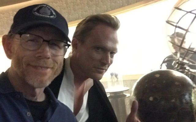 Paul Bettany vient de jouer dans le film Han Solo