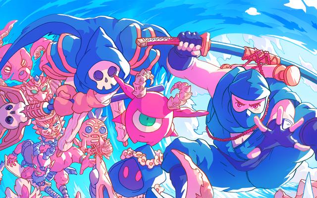 DLC The Messenger's New Island - идеальная замена дня на пляже