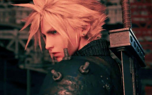 Final Fantasy VII làm lại trông giống như một trò chơi hoàn toàn mới trong đoạn giới thiệu mới nhất của nó