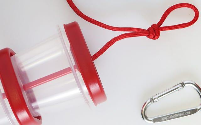 これらのDIYスタックコンテナは、スナックを整理し、簡単に手が届くようにします