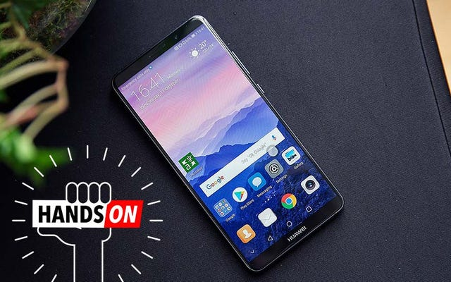Le Mate 10 de Huawei veut être le téléphone le plus intelligent du marché, mais qu'est-ce que cela signifie?
