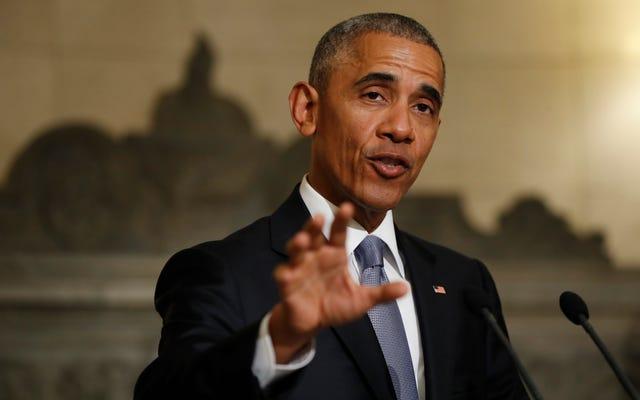 バラク・オバマの回想録は、トランプの再選キャンペーンを混乱させるのにちょうど間に合うように到着する可能性があります