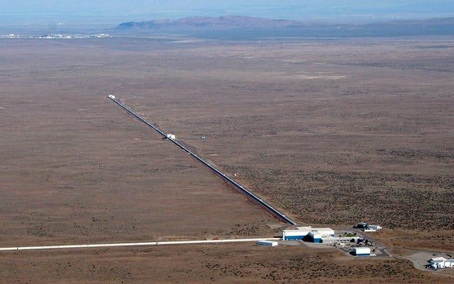 重力波検出器が再びオンになり、私たちはサイケになりました