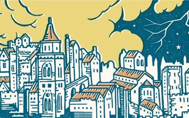 キャサリン・ダッケットのシェイクスピアにインスパイアされたファンタジーミランダの最初の章をミラノで読む