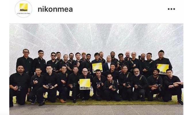 ニコンは新しいカメラを宣伝するために32人の写真家を選びましたが、そのうちの1人は女性ではありませんでした