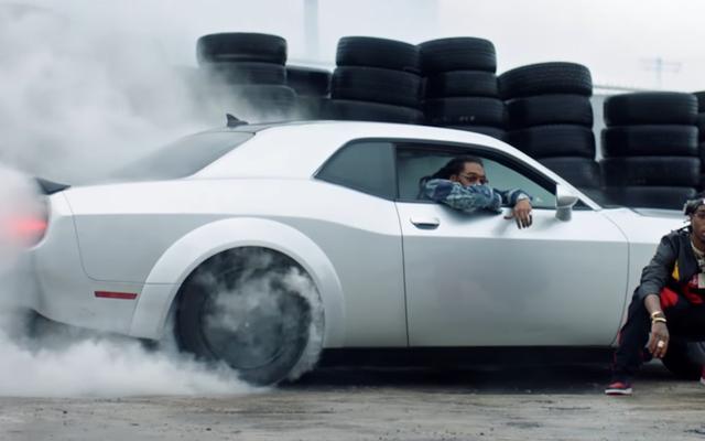 Новое музыкальное видео в жанре Fast & Furious показывает больше о грядущем демоне Dodge Challenger SRT