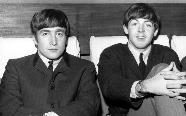 Matematyk rozwiązał 50-letnią zagadkę Beatlesów