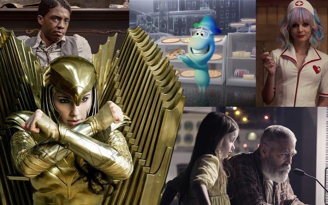 Wonder Woman, George Clooney ve Pixar bu Noel gişe rekorları kıran filmleri eve getiriyor