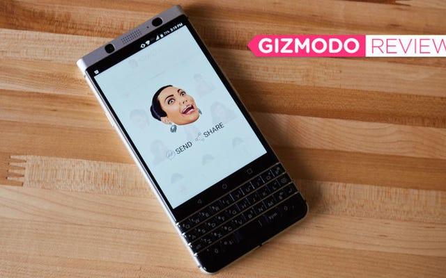 Análise do BlackBerry KeyOne, o smartphone que Kim Kardashian esperava