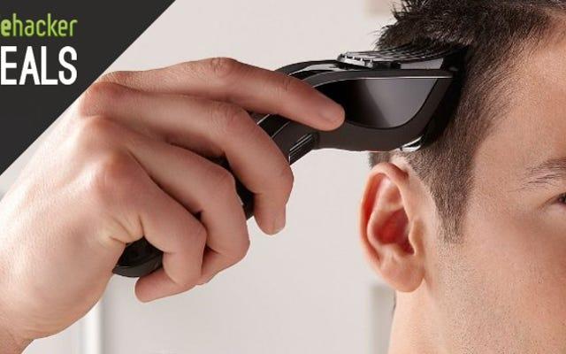 अपने बाल कटवाने को टच करें और आज के सर्वश्रेष्ठ सौदों के साथ अपने लैपटॉप को अपग्रेड करें