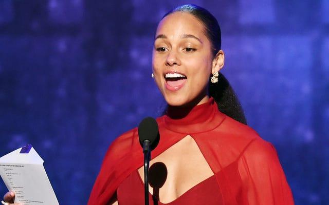 アリシア・キーズ以外の誰も、誰も、Onnnnnnnneは2020年グラミー賞を主催しません