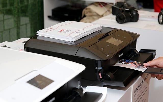 Nuevo informe detalla vulnerabilidades aterradoras en impresoras populares