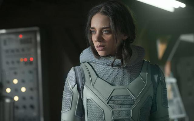 Ханна Джон-Камен получила неплохую рекомендацию для фильма «Человек-муравей» и «Оса»