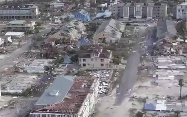 ハリケーンマイケルを生き延びた家は、気候変動にかかる費用を私たちに思い出させます