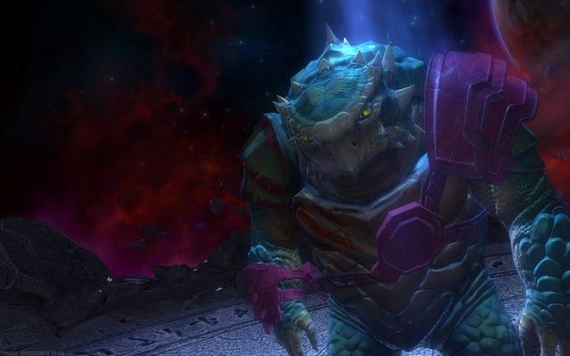 Les nouveaux développeurs de Master Of Orion sont pris entre un Space Rock et un Hard Place