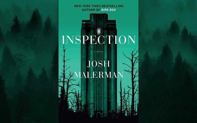 バードボックスのジョシュマラーマンは、乱雑でタイムリーな成長物語のスリラーであるインスペクションで戻ってきます