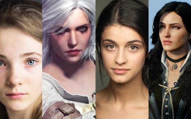 Netflixのウィッチャーシリーズは、その最も重要な女性キャラクターの2つをキャストしました