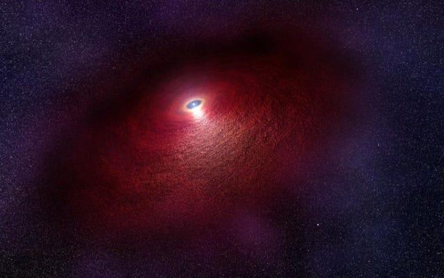 中性子星の周りに奇妙な輝きがあります(そしてそれが何であれ、それは重要です)