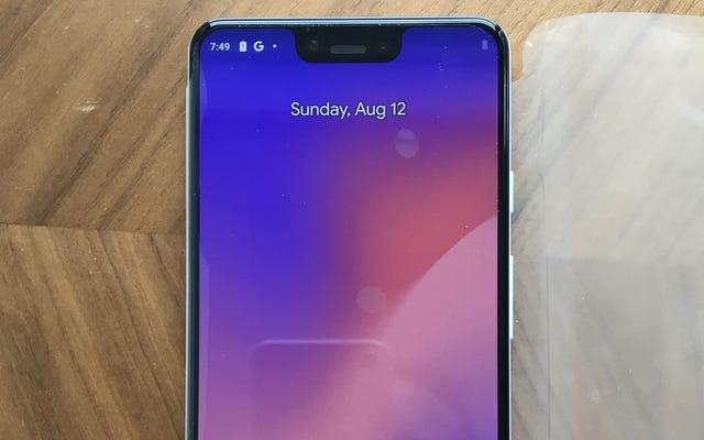 Il nuovo Pixel 3 XL è completamente trapelato, comprese le foto che scatta