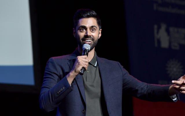 Hasan Minhaj, Daily Show Bae, devient le premier Indien-Américain à animer une émission hebdomadaire d'humour