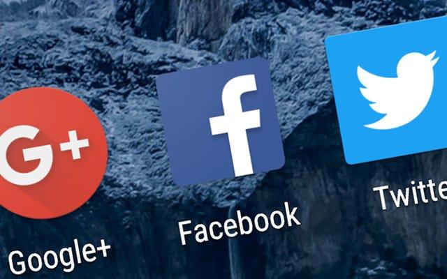 Как проверить, использует ли кто-то еще ваши учетные записи в социальных сетях