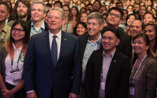 不都合な真実は映画的ですが、アル・ゴアの最後の気候に関するドキュメントよりも有用性が低くなります