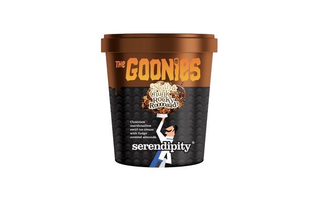 O sorvete Rocky Road inspirado em Goonies existe e já experimentamos