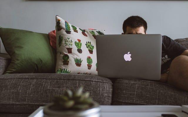 私は在宅勤務であり、これらの3つの習慣は私に構造を与えます
