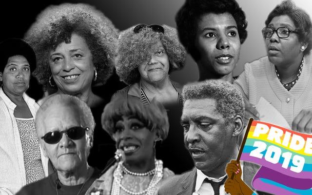 ゲイの歴史は黒人の歴史です:これらの10のアイコンはそれを証明します
