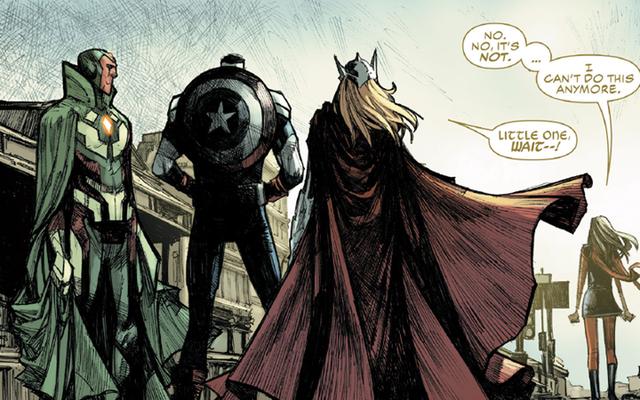 क्यों मार्वल के सबसे कम उम्र के एवेंजर्स चैंपियंस में पृथ्वी के सबसे शक्तिशाली नायकों पर अपनी पीठ मोड़ रहे हैं