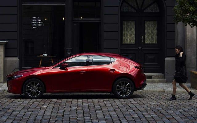 La Mazda 3 del 2019 non delude gli appassionati