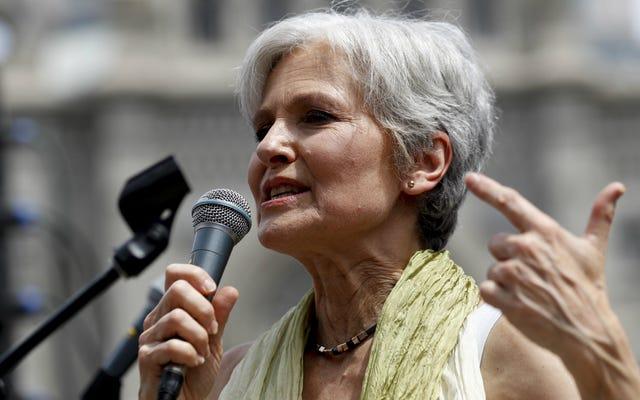 Jill Stein คิดว่ามี 'คำถามจริง' เกี่ยวกับความปลอดภัยของวัคซีน ในกรณีที่คุณโหวตให้เป็นสีเขียว