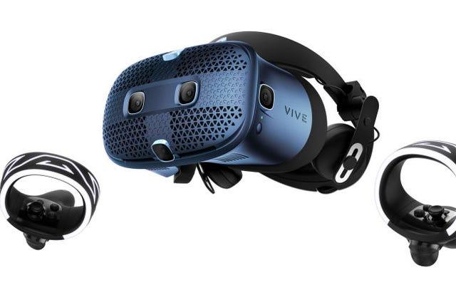 新しいHTCVive Cosmosは、HDの仮想現実とケーブルなしで699ドルで10月に到着します