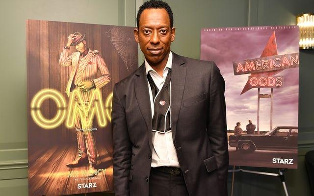 オーランド・ジョーンズは、ナンシー・キャラクター氏が「黒人アメリカ人にとって」正しくなかったので、彼はアメリカの神々から解雇されたと言います