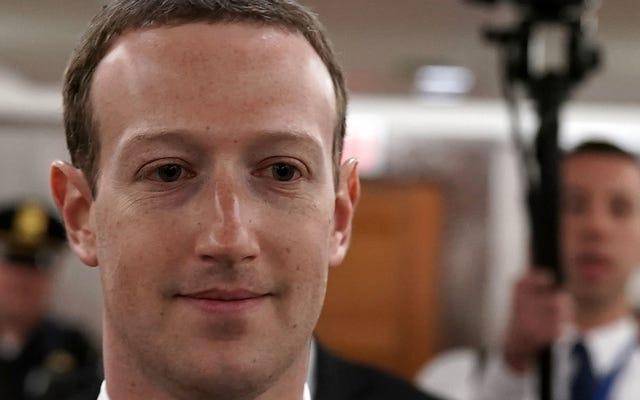 Похоже, что даже грузовик, полный денег, не может привлечь лучших специалистов для работы в Facebook в наши дни