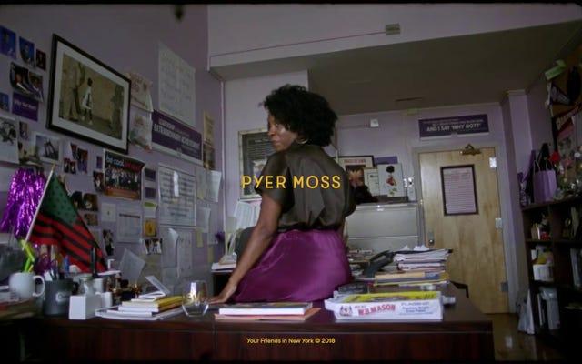 レッスン:Pyer Mossの秋冬キャンペーンは、私たちが「アメリカ人でもある」ことを思い出させます