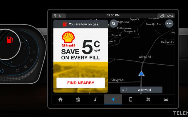 未来の自動運転車があなたに広告を強制するという確かなチャンスがあります