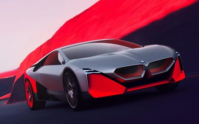 ハンス・ジマーは、BMW Vision M Nextを皮切りに、BMW電気自動車のサウンドを作成します。