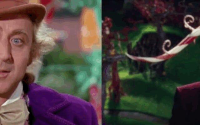 जब आप उनकी तुलना मूल फिल्म के दृश्य से करते हैं तो रीमेक ऐसा दिखता है